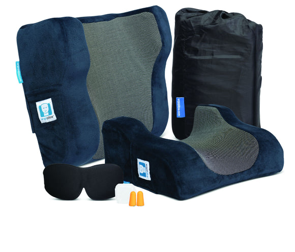 ErgoPillow Ergonomic Support For Your Cervical Spine & Head