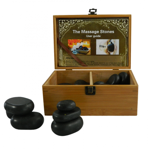 Hot Stone Sets & Warmers