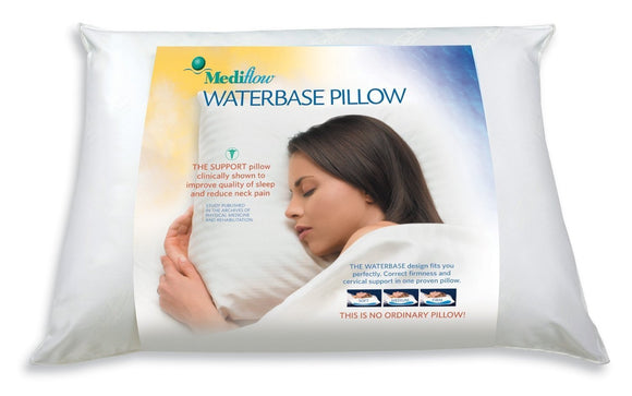 Mediflow Waterbase Pillow - SpaSupply