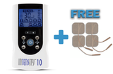 InTENSity 10 Digital TENS + 1 Pack FREE Electrodes - SpaSupply