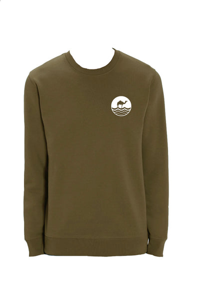 Round Neck - British Khaki
