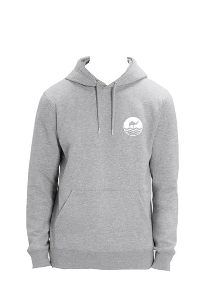 Adult Hoodie - Heather Grey