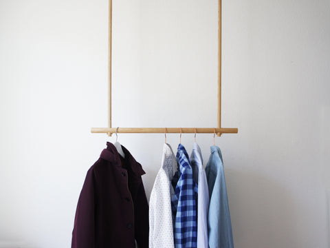 Oak Clothes Hanger