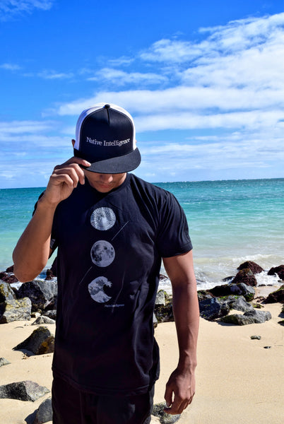 NI Designs ʻOpihi T-Shirt Black