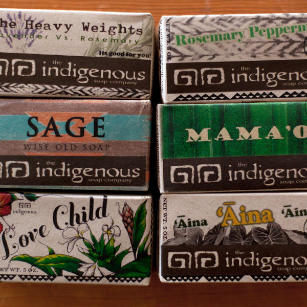 Indigenous Soap