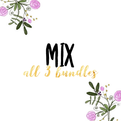 Mixed Bundle - In Him Designs