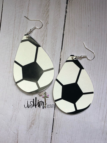 Soccer - In Him Designs