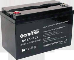 Solar System Batteries /Lead Acid Battery for UPS (NG12-100Ah)