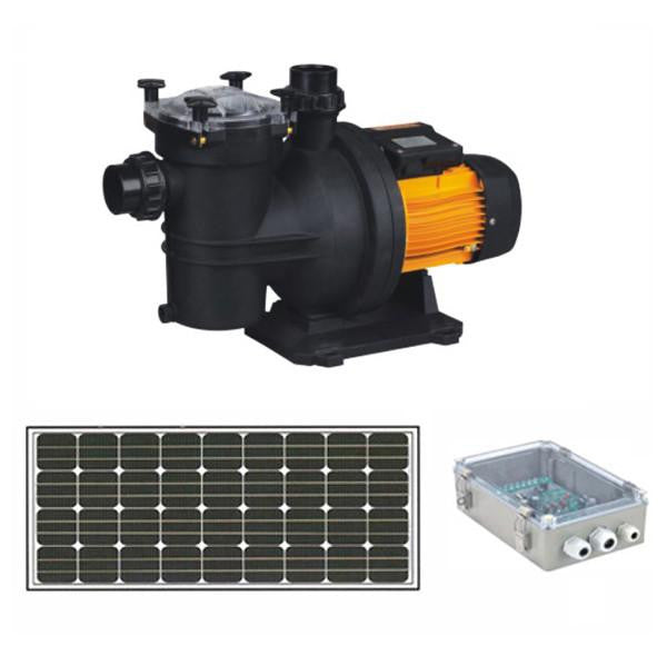 Solar Power Spa Swimming Pool Water Dc Pump Amp Controller