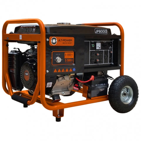 6.0kw Gasoline Backup Generator CT8000
