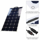 FLEXIBLE SOLAR PANEL 50W 60WP 75 W 85 WP 90 WATT    ( Contact for price )