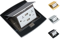 In-Ground Boxes & Plugs