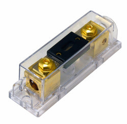 300 AMP ANL Fuse - Gold Holder Voodoo 2/0 1/0 0 gauge 6 Pack Free Shipping