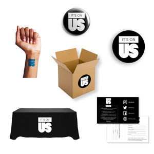 Small It's On Us Swag Box (100 students)