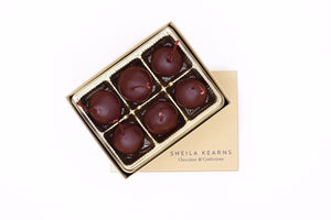 Chocolate Cherries Dark