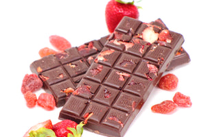 Organic Strawberry Tablet