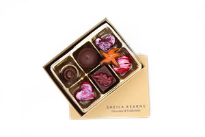 Luxury Artisan Chocolates- Small Gift Box