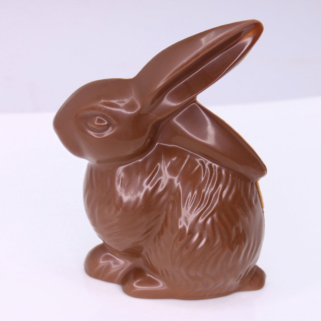 Shy Bunny - Two Dimensional Milk Chocolate