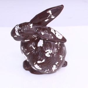 Platinum Dark Chocolate Bunny