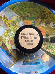 Anna's Vanilla Facial Lotion. 2 oz