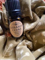 Lebanon Cedar essential oil. 5ml