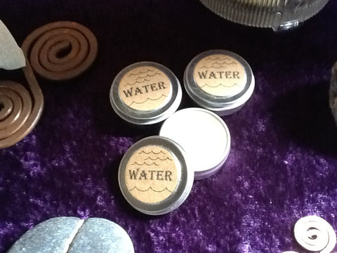 Water Blend Solid Perfume