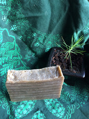 Herbal shampoo and Body bars