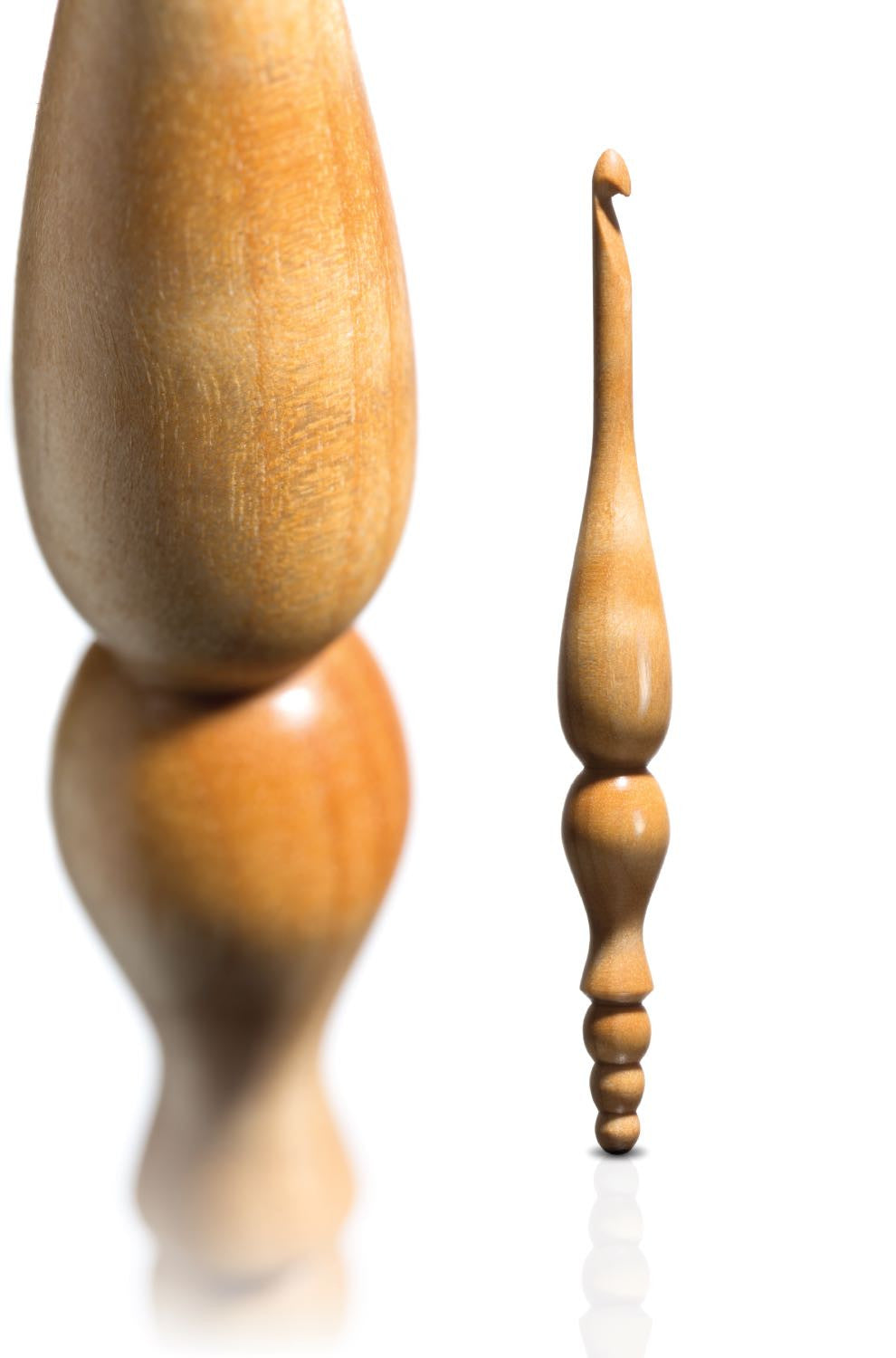 Limited Edition Canarywood Crochet Hooks