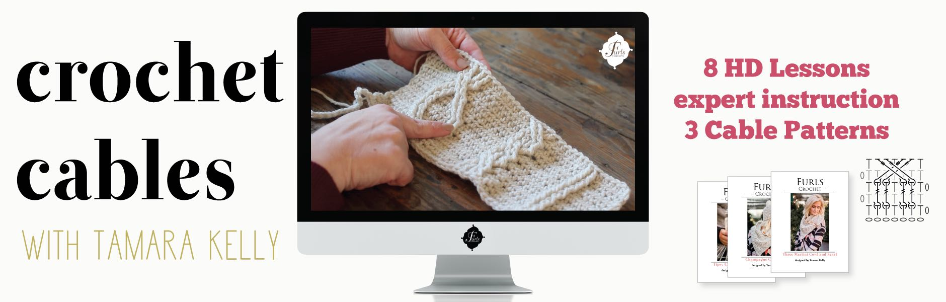 Crochet Cables with Tamara Kelly
