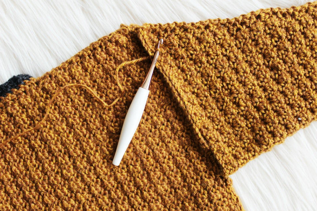 Furlscrochet Free Crochet Sweater Pattern Cal With The Hook Nook