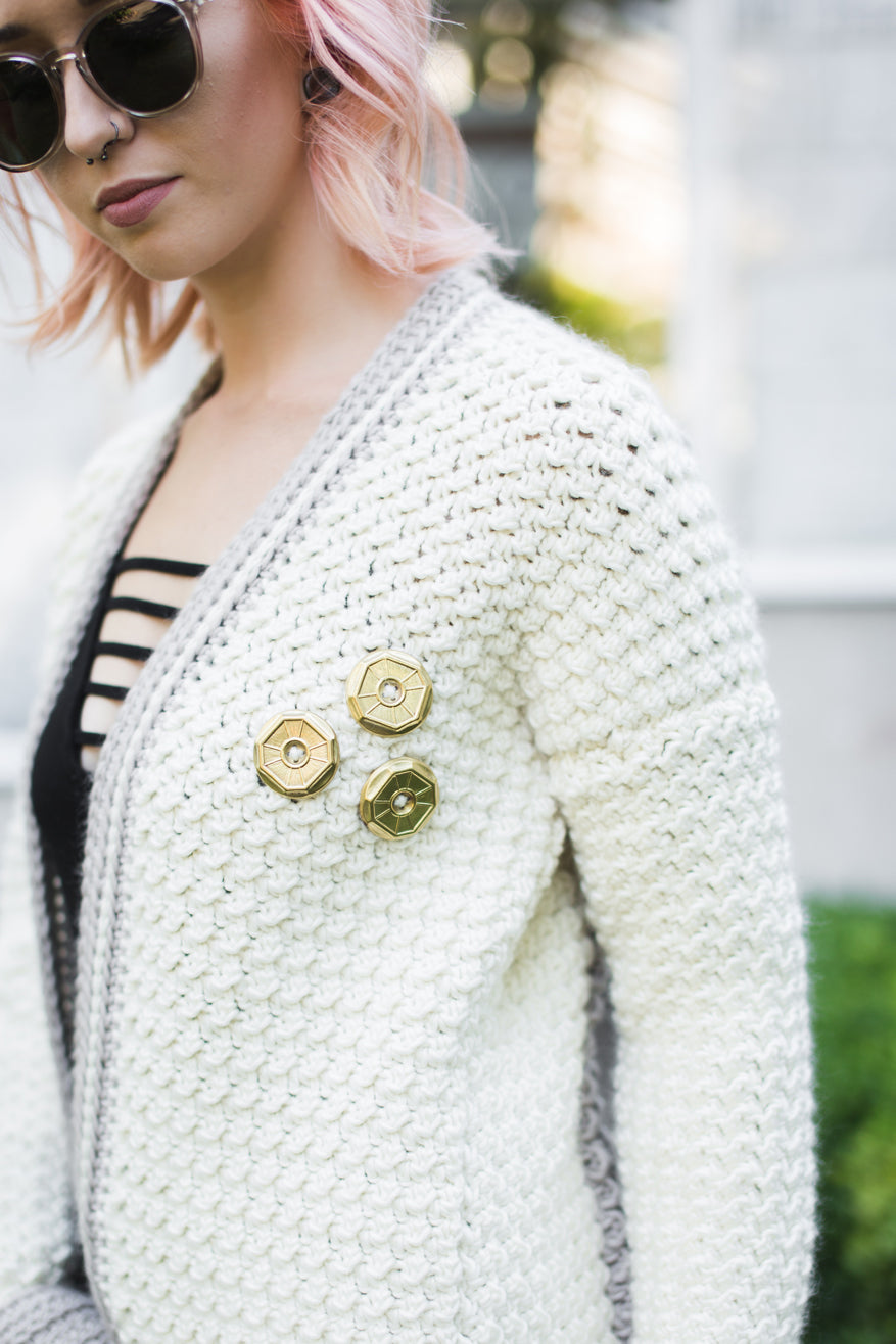 Evangeline FREE Crochet Along by @thehooknook for Furls Crochet