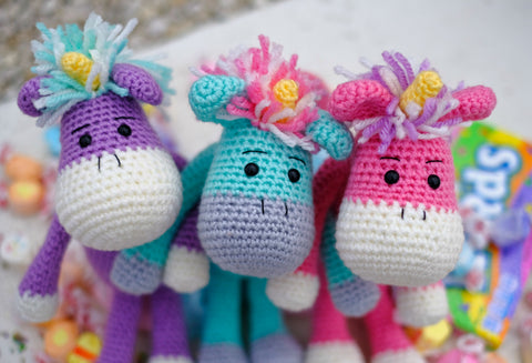 Free Unicorn Crochet Patterns - The Best Collection Ever ... | 327x480