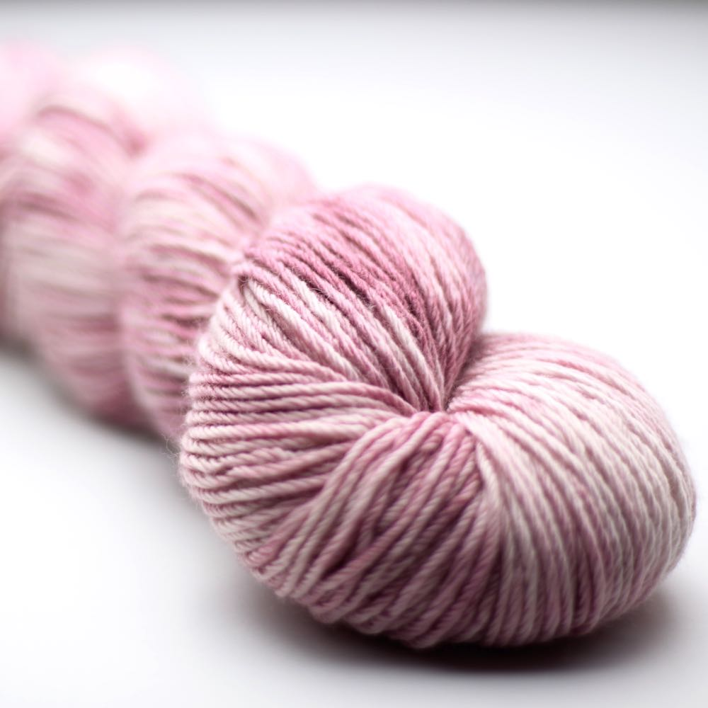 gorgeous hand dyed crochet yarn by Furls