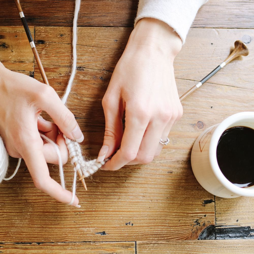 luxury needles are a knitters dream