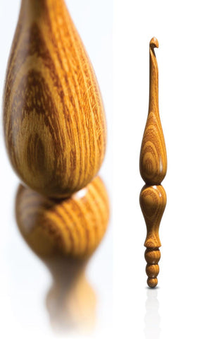 Limited Edition Osage Orange Crochet Hooks
