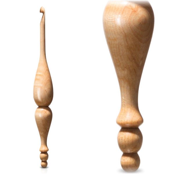 Limited Edition Birdseye Maple Crochet Hook