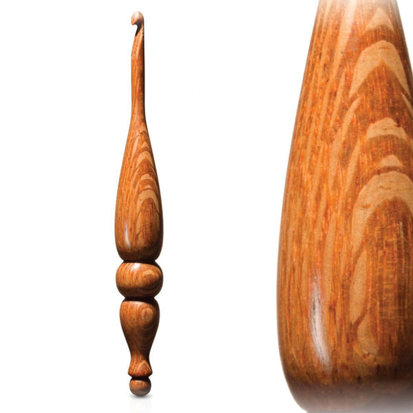 Limited Edition Leopardwood Crochet Hooks