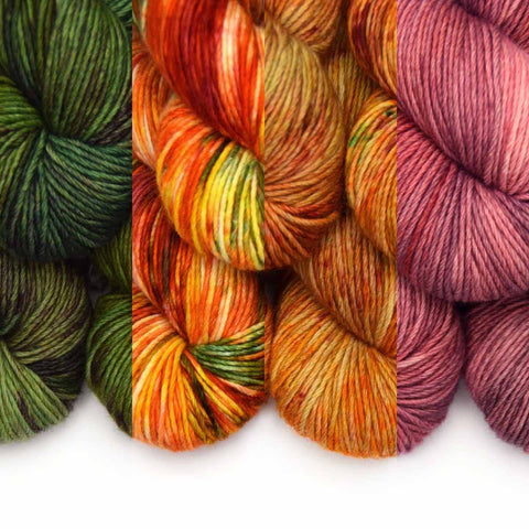 Whims Harvest - Limited Edition Crochet Yarn by Nicky Avery