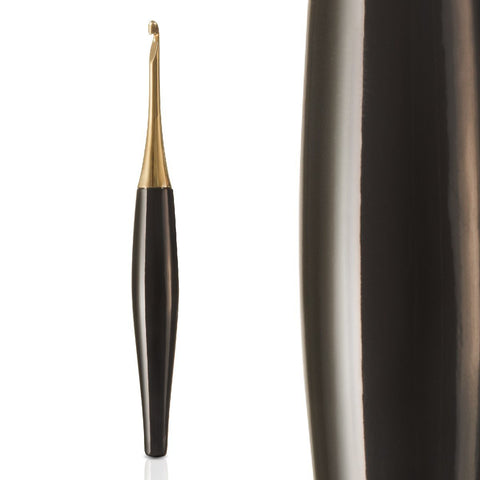 Odyssey Black & Gold Crochet Hook