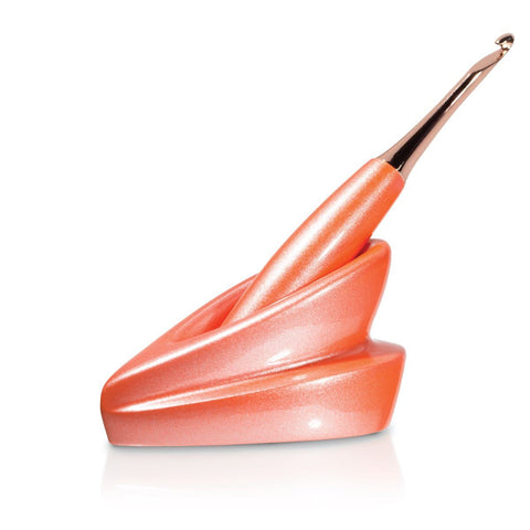 Furls Odyssey Single Crochet Hook Stand - Peach