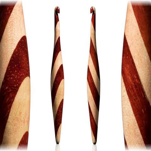 Limited Edition Peppermint Streamline Crochet Hook FurlsCrochet Peppermint - 4.0mm ( G )