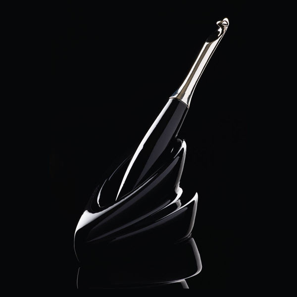 Odyssey Black Single Crochet Hook Stand