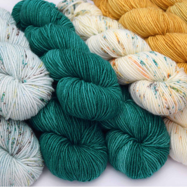 Whims Lakeside - Limited Edition Crochet Yarn by Becky Fetterley