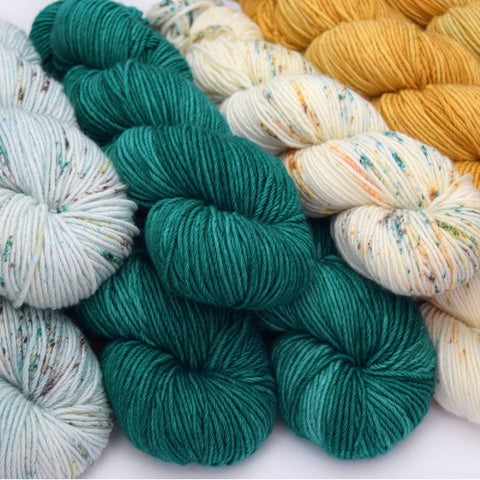 Whims Lakeside - Limited Edition Crochet Yarn by Becky Fetterley Yarn FurlsCrochet