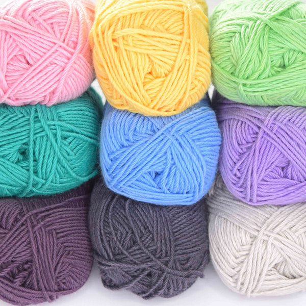Whims Merino Crochet Yarn - Superwash Merino and Nylon Yarn FurlsCrochet