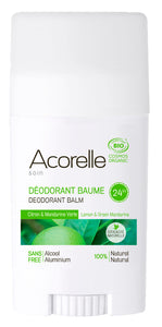 Deodorant with Lemon & Mandarine