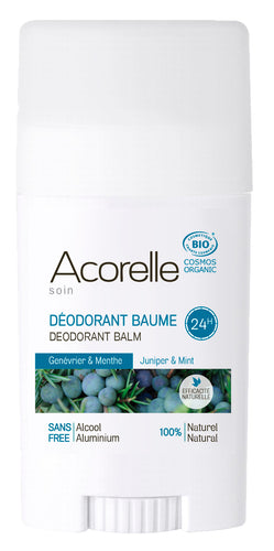 Deodorant with JUNIPER AND MINT
