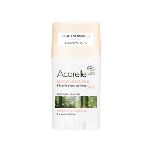 Deodorant Sensitive Skin - Spices Wood