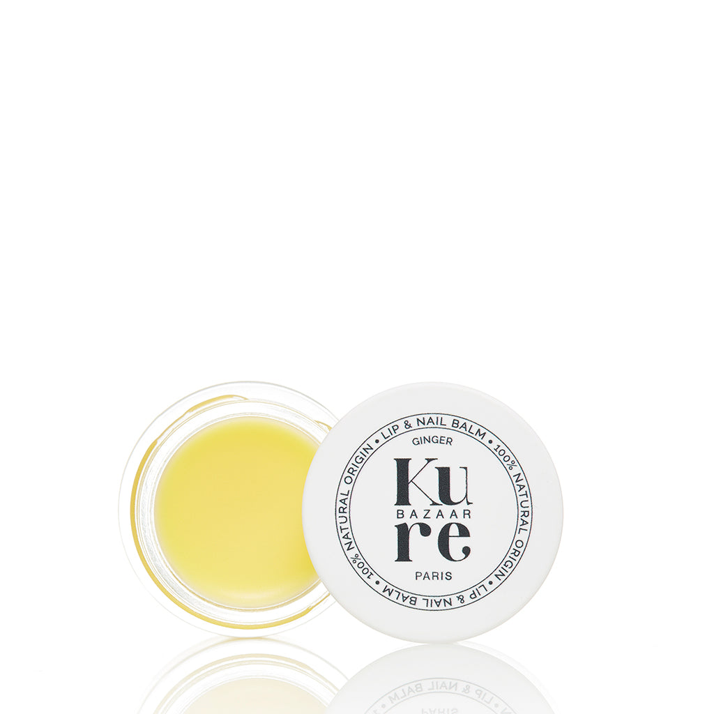 Ginger Nail & Lip Balm
