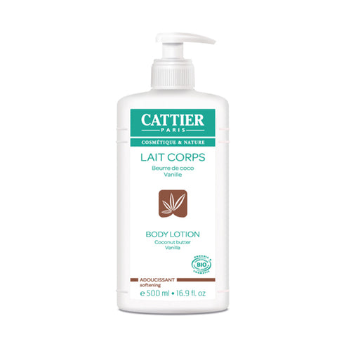 Softening Body Lotion - Coconut butter - Vanilla